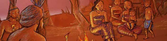 Uma lenda de Timor Loro Sae…
