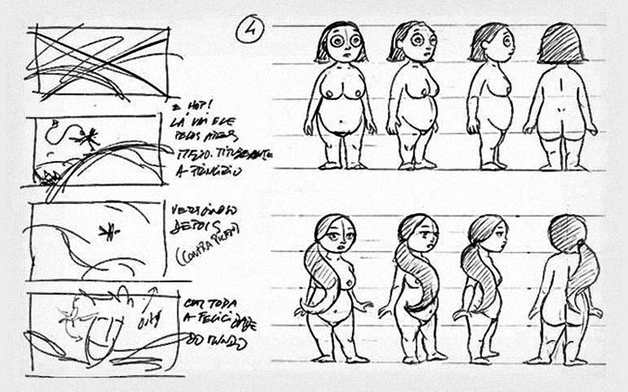 sketches Animais Avpl